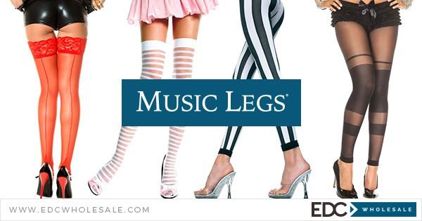 EDC Music Legs