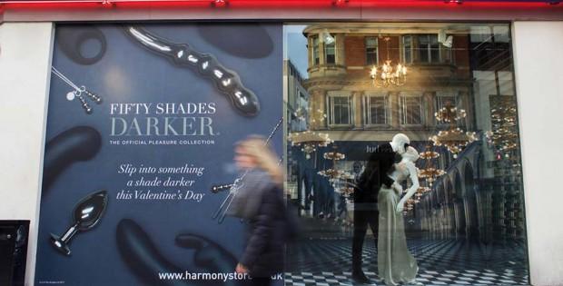 Harmony Store window