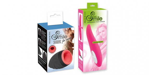 Orion Sweet Smile Sex Toys