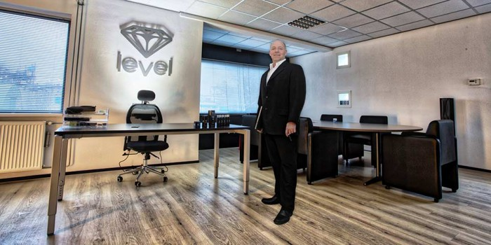Erik Schieffer, CEO of Your Level BV.
