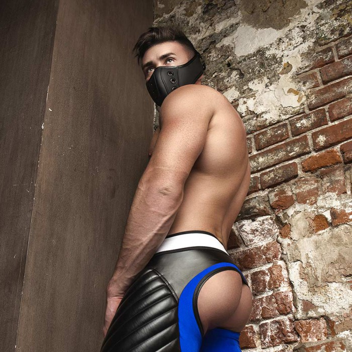 Fetish Guy wearing Maskulo