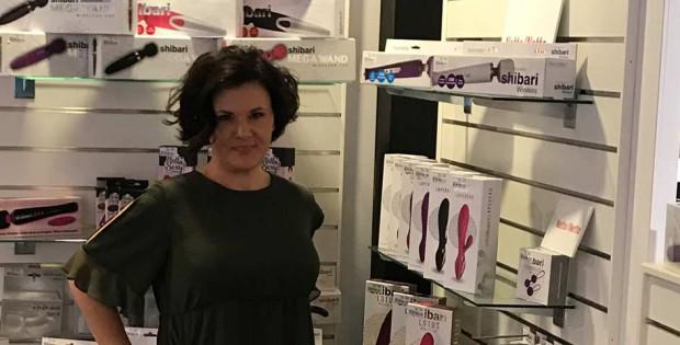 Danielle Seerley, Shibari's Senior Sales Executive