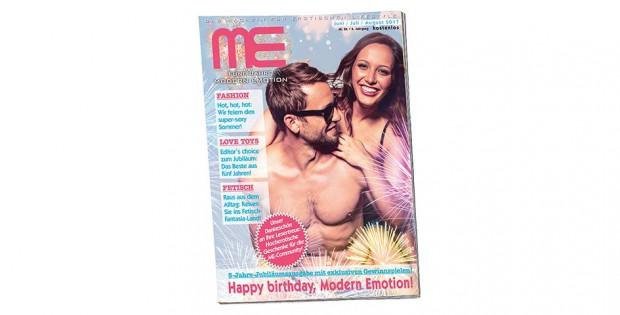 Modern Emotion anniversary