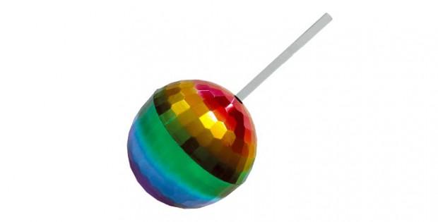 Gay Disco Ball Drink