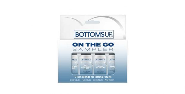 Bottoms Up Lube