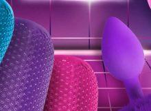 Neon Sex Toy