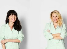 Dina Epstein and Eva Goicochea